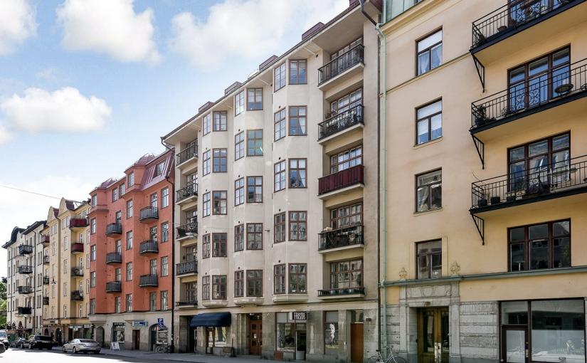 Fasadtvätt Stockholm med säkerställd kvalité